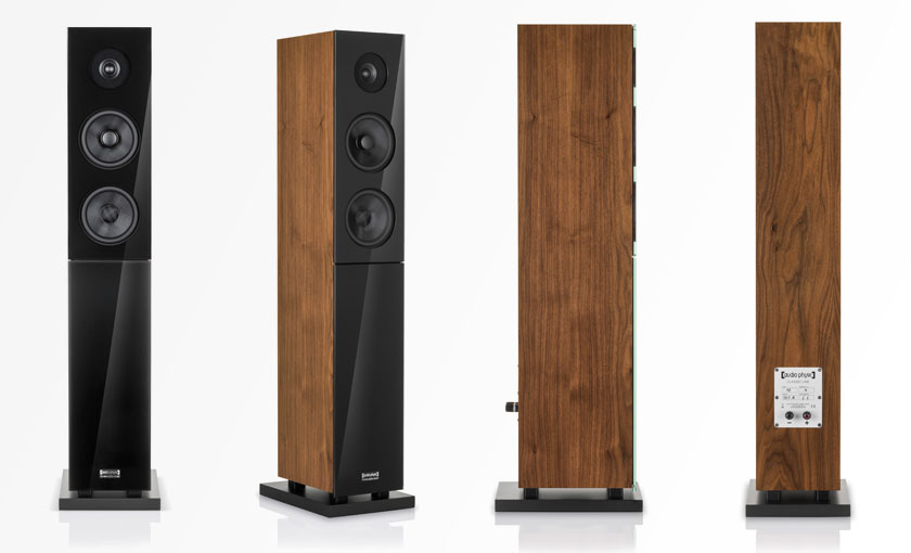 Audio Physic Classic 12 Walnut set