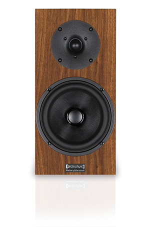 Audio Physic Classic 5 walnoot set