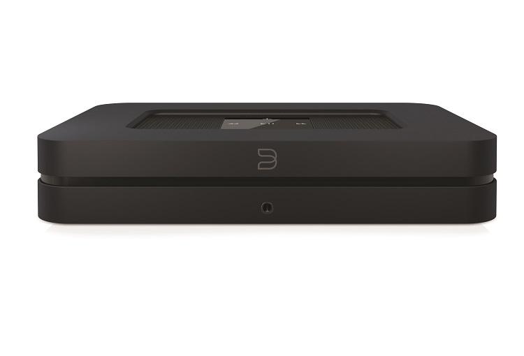 Bluesound Node 2 Streamer met digitale uitgang zwart