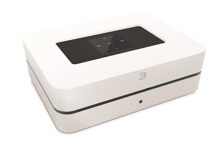 Bluesound Powernode 2 Streamer met versterker wit