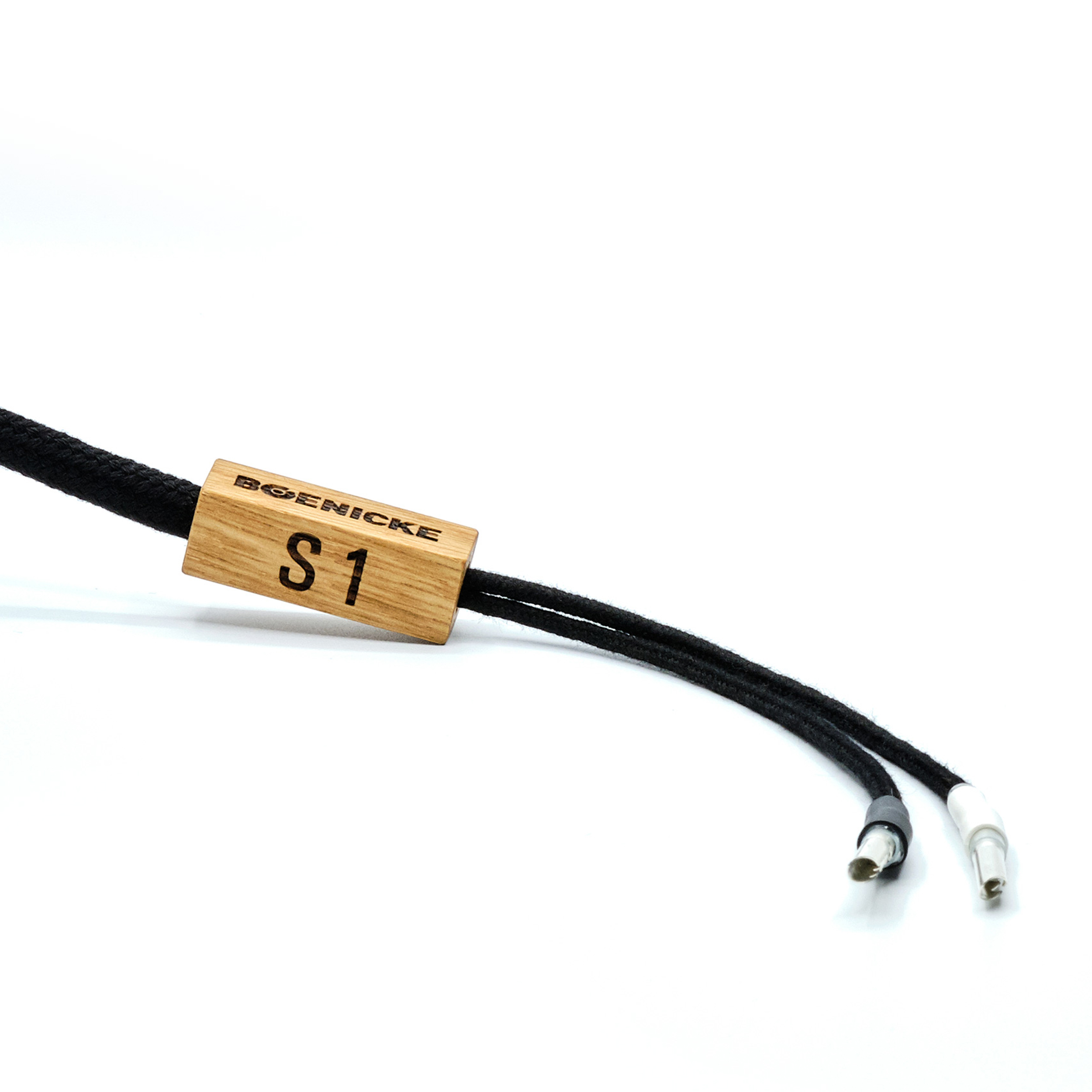 Boenicke S1 speaker kabel