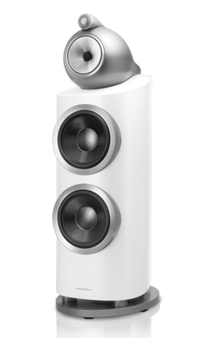 Bowers and Wilkins B&W 800 Diamond D3, luidspreker  cherry