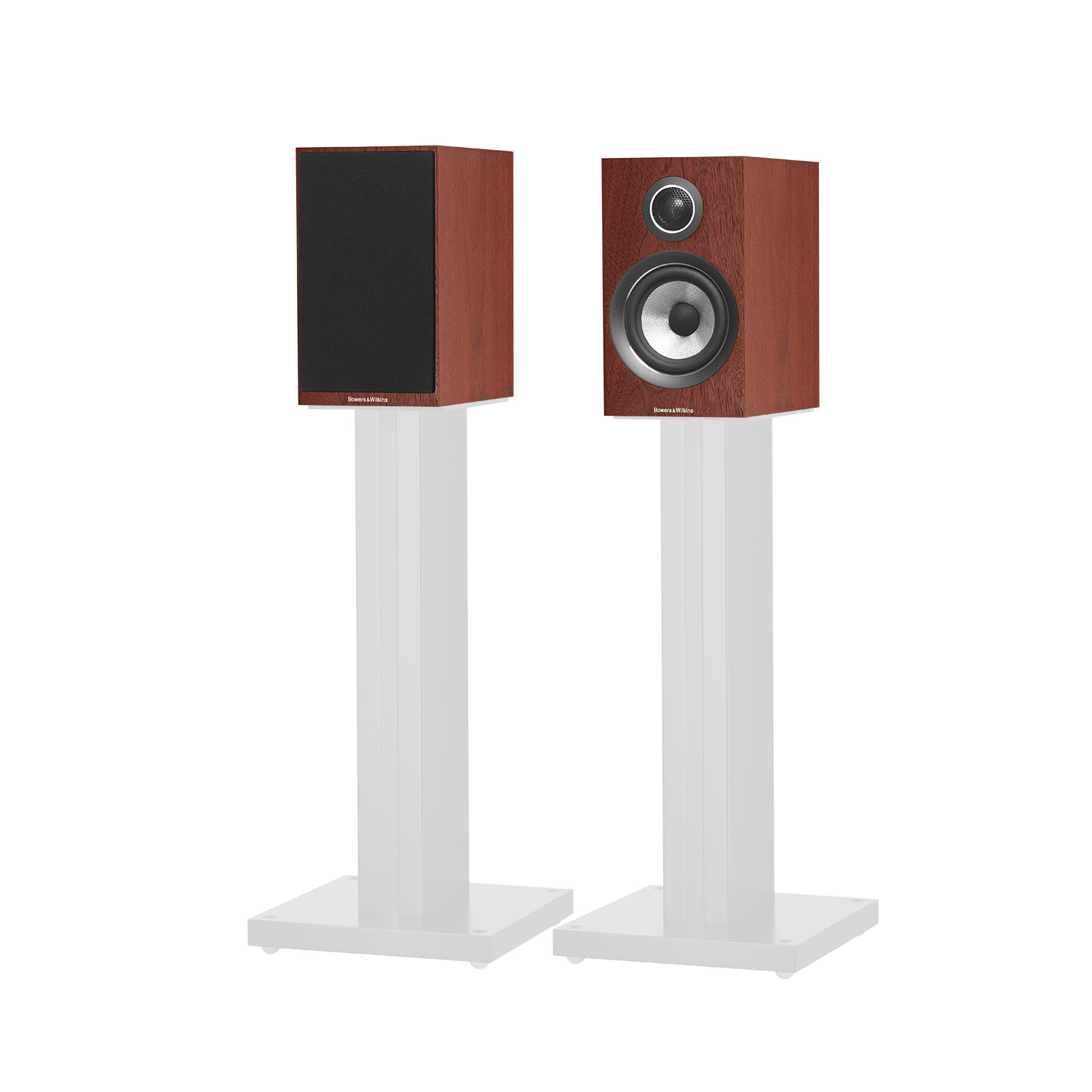 Bowers & Wilkins B&W 707 S2 luidspreker set