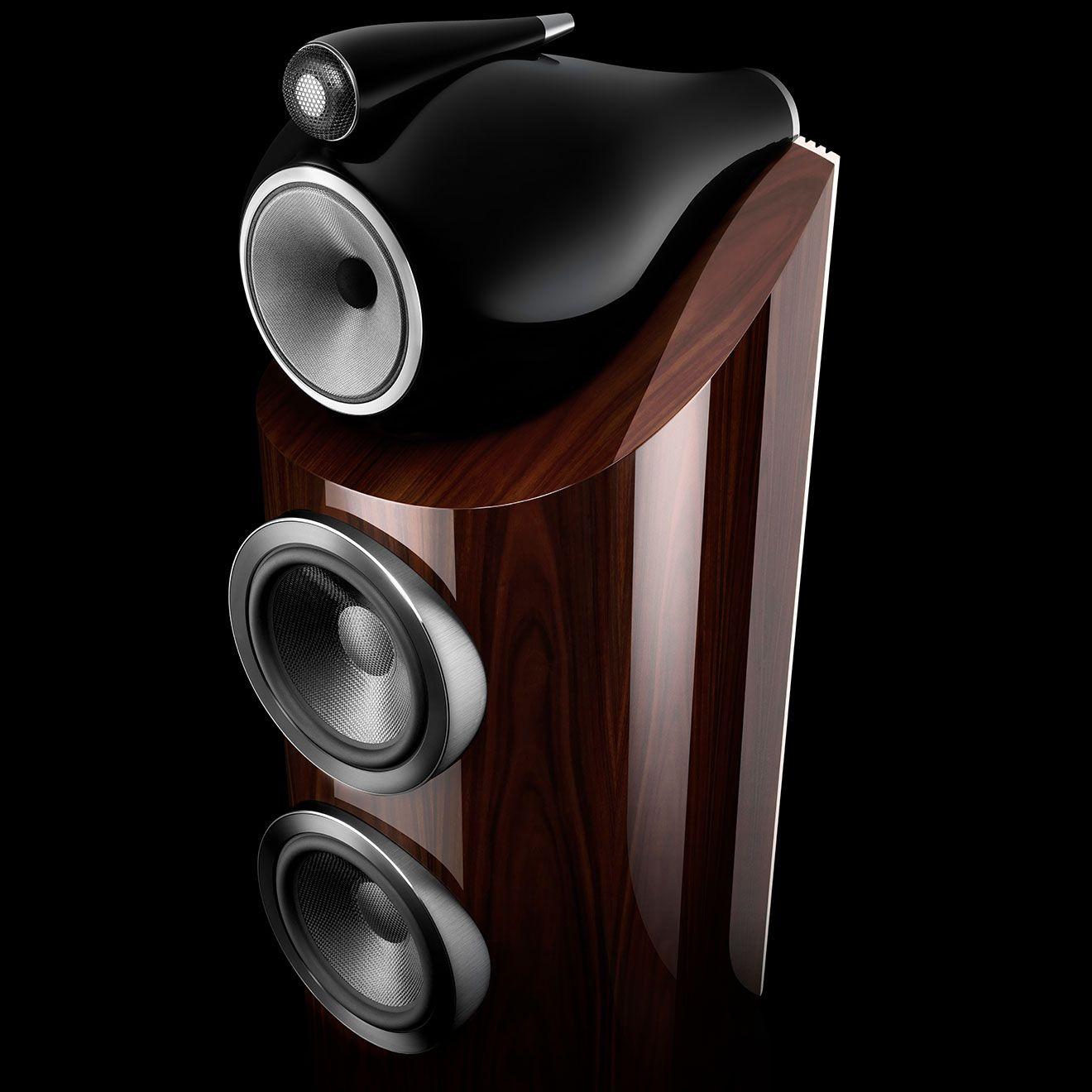 Bowers & Wilkins B&W 802 Diamond D3, luidspreker set Prestige Edition