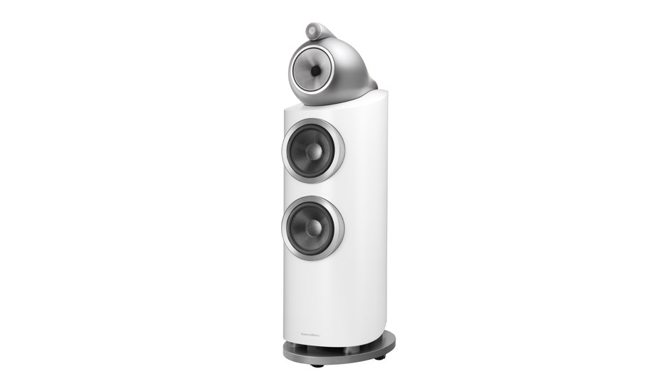 Bowers and Wilkins B&W 802 Diamond D3, luidspreker  Wit