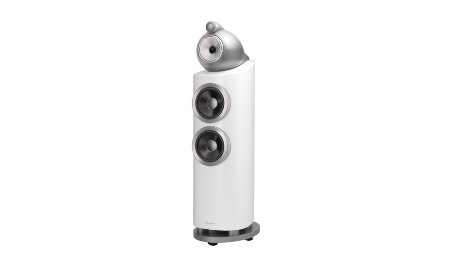 Bowers and Wilkins B&W 803 Diamond D3, luidspreker  Wit