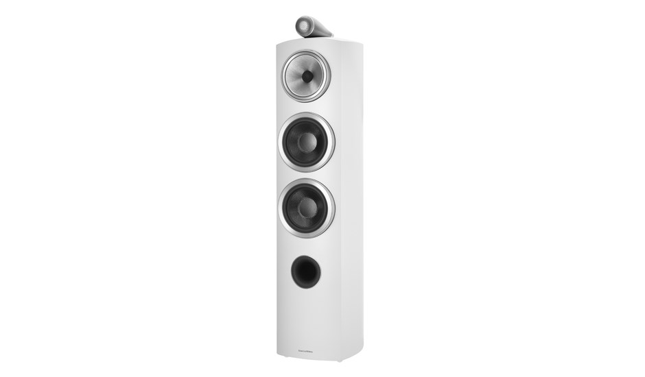 Bowers and Wilkins B&W 804 Diamond D3, luidspreker  Wit