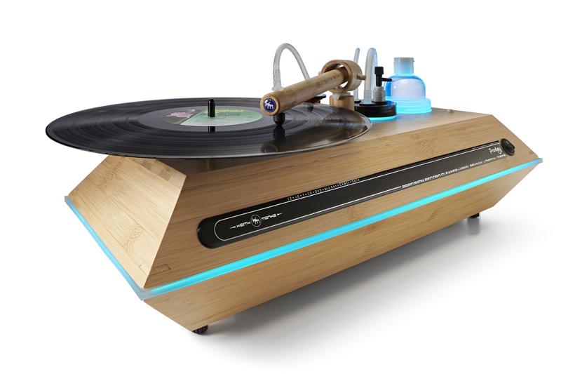 Keith Monks Prodigy Platenwasmachine