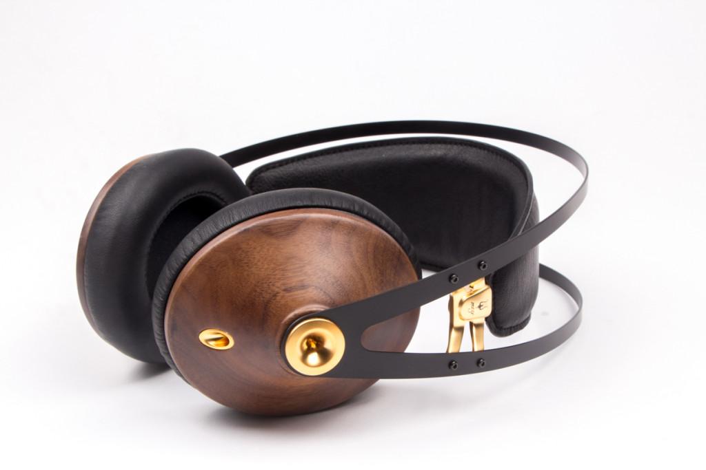 Meze Classics 99 Hoofdtelefoon walnut gold