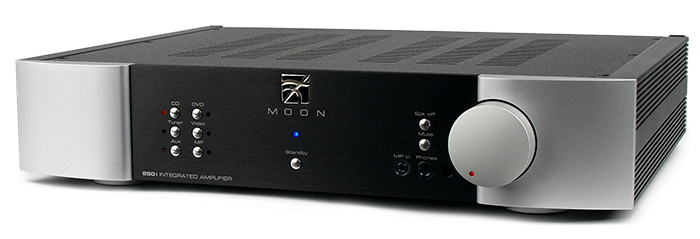 Moon  240i versterker, 2-tone