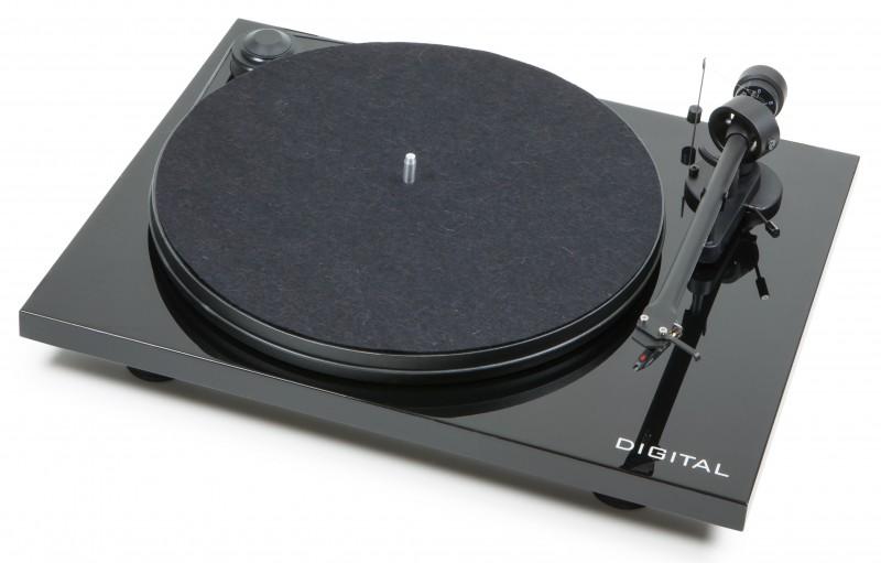 Pro-ject Essential II Digital, platenspeler met optische uitgang