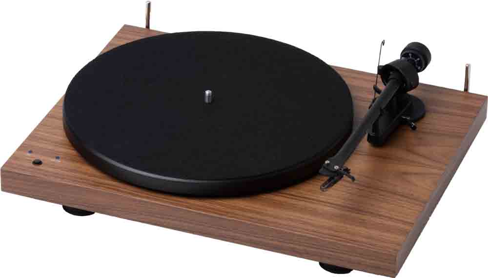 Project Debut Recordmaster USB platenspeler