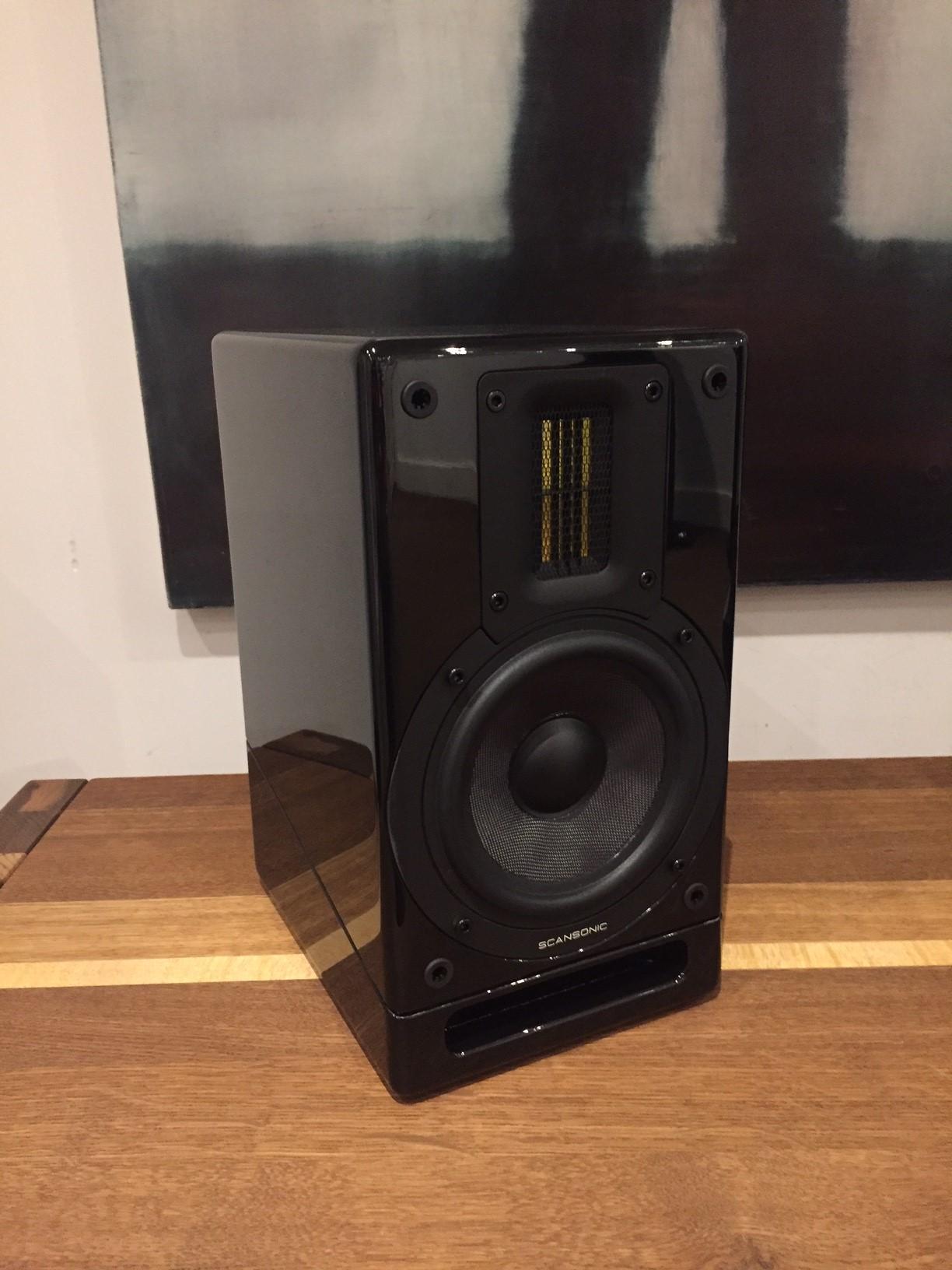 Scansonic M 5 luidspreker set